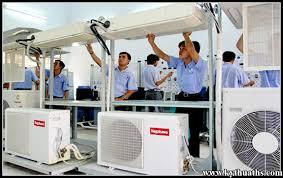 Bảo trì máy lạnh tại Mỹ Xuân Vũng Tàu 2