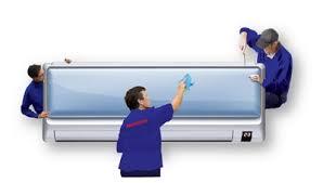 Vệ sinh máy lạnh tại Phú Mỹ Vũng Tàu