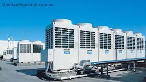 Sửa máy lạnh Cụm công nghiệp Bình Sơn