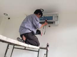 Sửa máy lạnh Cụm công nghiệp Lộc An