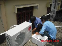 Sửa máy lạnh Cụm công nghiệp Tam An