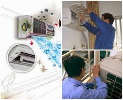 Sửa máy lạnh khu công nghiệp An Phước