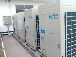 Sửa máy lạnh khu công nghiệp Dệt May Nhơn Trạch