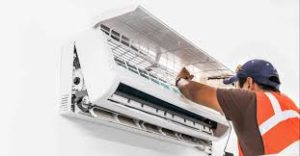 Sửa máy lạnh khu công nghiệp Long Đức