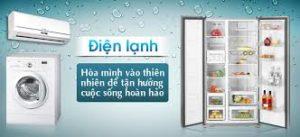 Sửa máy lạnh khu công nghiệp Mỹ Xuân A2
