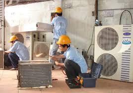 Tháo lắp máy lạnh Mỹ Xuân Tân Thành