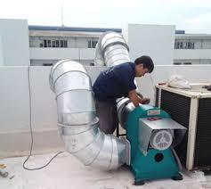 Sửa máy lạnh khu công nghiệp Kim Long